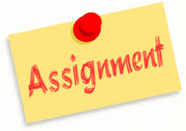 GIS assignment writers